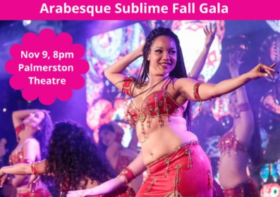 Arabesque Gala